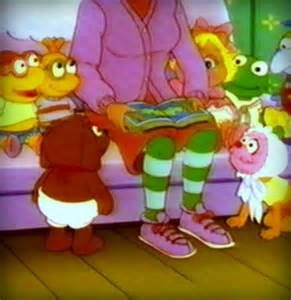 Muppet babies! Use to watch this all the time when I was a little tyke. They need to bring it back!