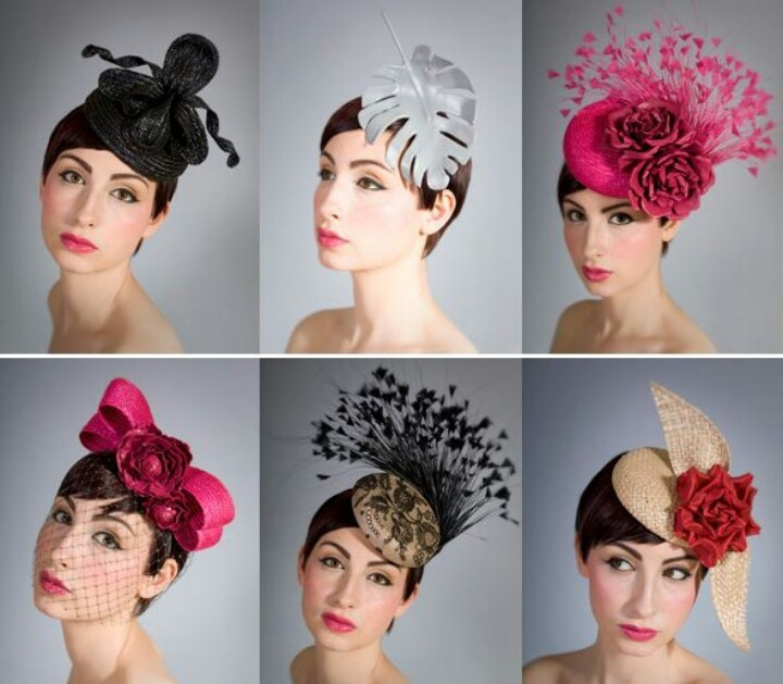 Headpieces For Wedding Guests: 17 Best Images About Fascinators On Pinterest