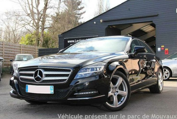 OCCASION MERCEDES CLASSE CLS II 350 CDI PACK LUXE