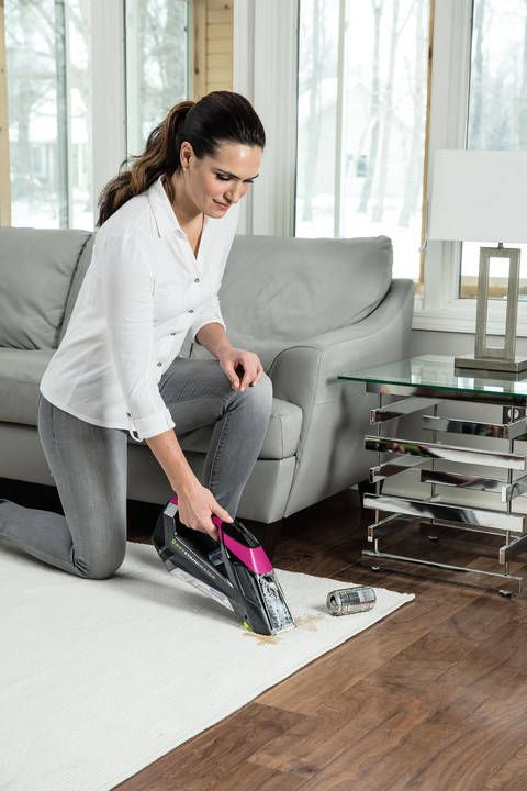 Bissell® Pet Stain Eraser™ Deluxe Cordless Portable Carpet Cleaner