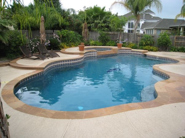 17 Best Images About Pool Decking On Pinterest Blue