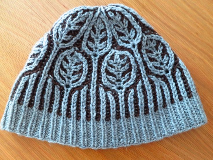 Chocolate à chuva: knitting