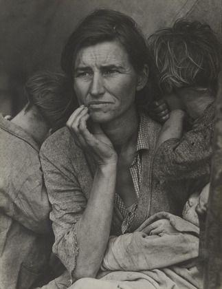 Migrant Mother - Dorothea Lange