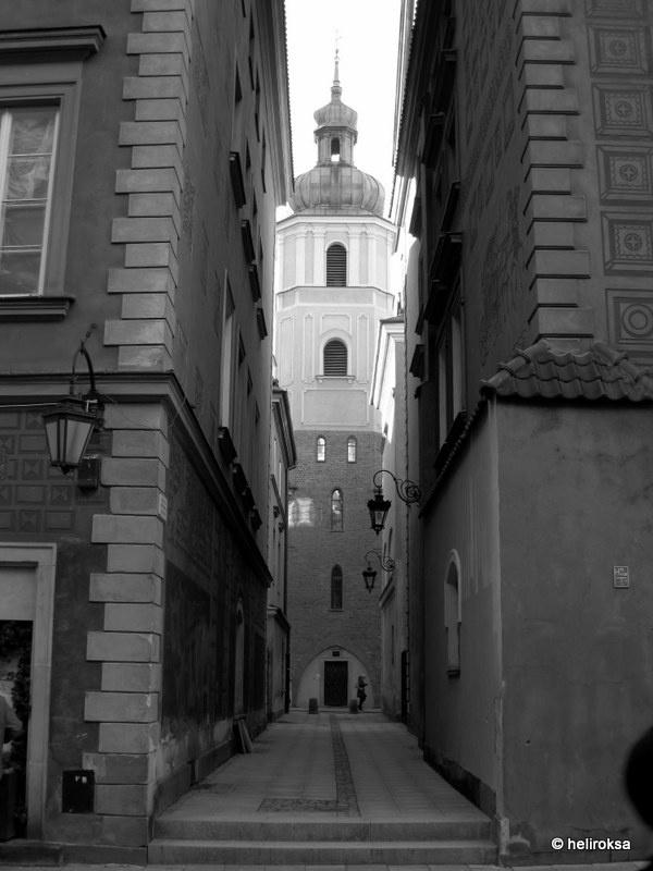 St Martin's Church, Warsaw, Poland