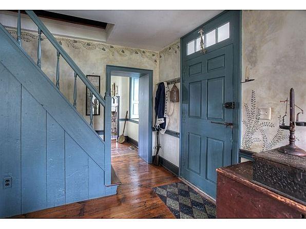 1750 Colonial Era U2013 115 Old River Rd, Milford, NJ 08848 Beautiful Del.  Riverfront Historic Pursleyu0027s Ferry House U0026 Former Tavern