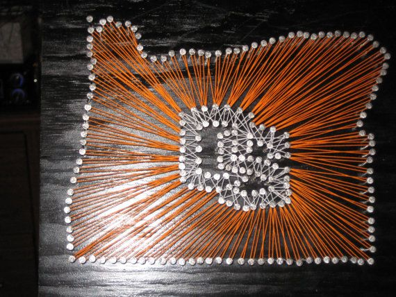ON SALE Handmade Oregon State University by CurrierCreations, $30.00