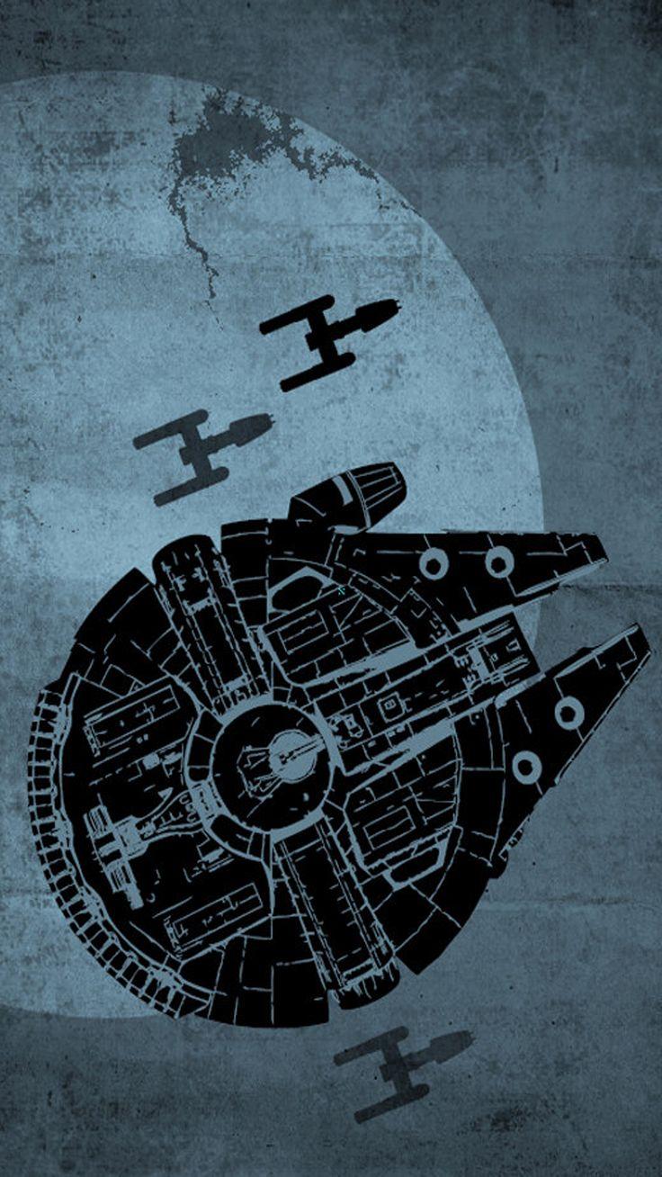 Resultado de imagen para star wars fondos de pantalla para celular