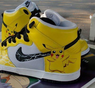 Pimp My Kicks: design your own sneakers