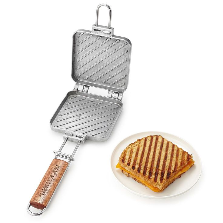 Grilled Cheese Maker | bbq utensils | UncommonGoods