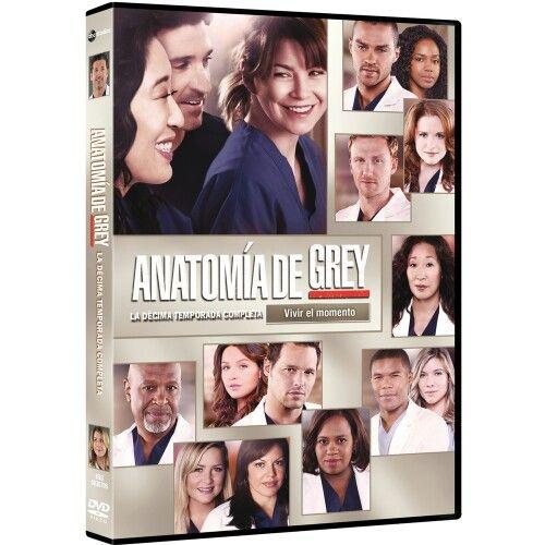 Anatomia de Grey. Temporada 10