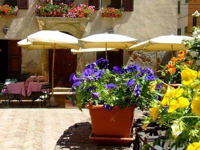Parlando d'Italia: Pienza, uma jóia da Toscana