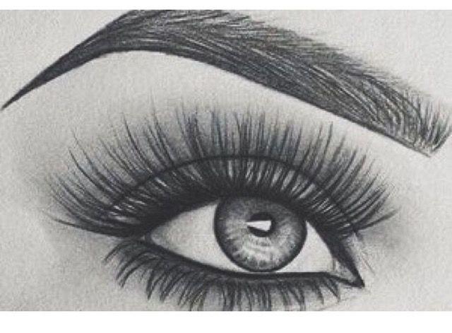 Pin by Joclyn cantu on Eyebrows | Pinterest | Drawings ...