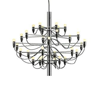 "Mod 2097 Chandelier & FLOS Lighting Mod 2097 Chandeliers | YLighting - 39.7""W, 3-4 weeks for delivery, free shipping"