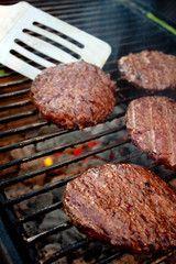 Bison Burger Patties