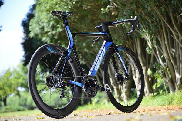 ジャイアント「プロペル アドバンスド SL 0 ディスク」1段上のスピードレンジへ - cyclist