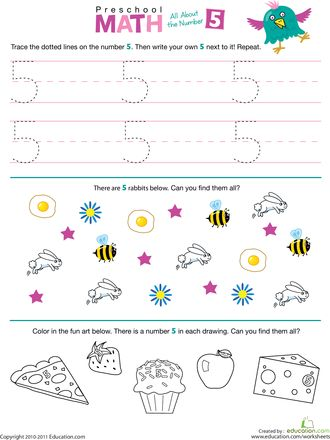 7 best Tracing Numbers images on Pinterest | Number worksheets ...