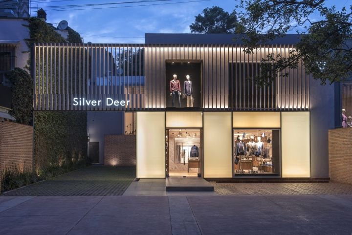 Silver Deer flagship store by MATERIA, Mexico City – Mexico » Retail Design Blog