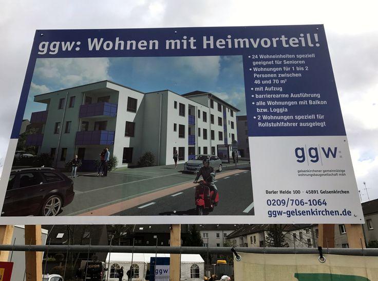 Neubauprojekt Vom FCN Baupartner Ggw Aus Gelsenkirchen Barrierearmes Wohnen Am Erlenbruch Mit Liapor