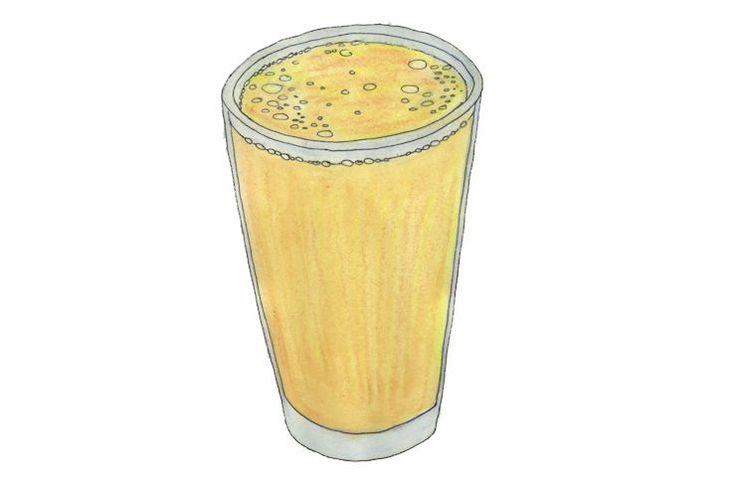 Gewoon, omdat batido's heerlijk zijn.. omdat ze gezond zijn.. en omdat ze zo makkelijk te maken zijn! Deze shake iseen échte klassieker, de batido van sinaasappel en banaan: Dit recept is vo…