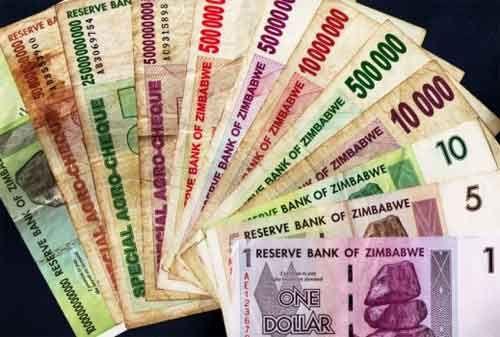 Temukan Fakta Menarik Uang Negara Zimbabwe Zimbabwean Dollar