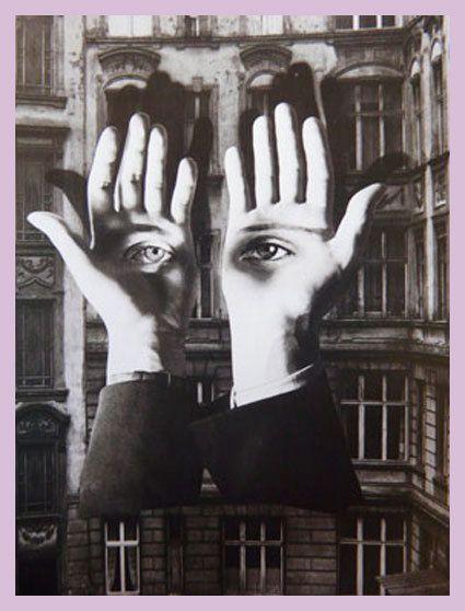 ¤ Photomontage par collage, Raoul Hausmann