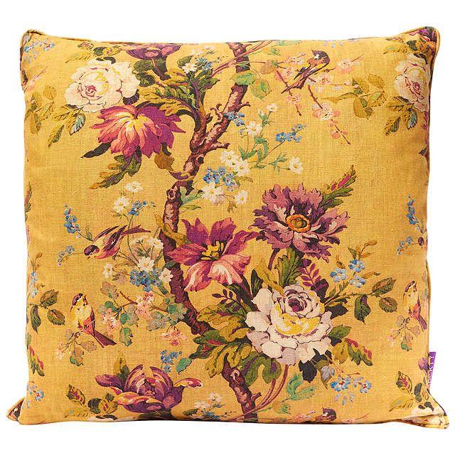 BuyLiberty Lady Kristina Cushion, Golden Globe Online at johnlewis.com