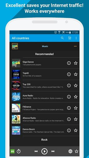 Radio Online - PCRADIO v2.4.5.5 [Premium]   Radio Online - PCRADIO v2.4.5.5 [Premium]Requirements:4.0Overview:We are glad to our present new online radio broadcasting app. Hundreds of radio stations of different genres are available in fast and small radio player.  Now you can listen to all the stations in high quality even with low speed Internet connection. Enjoy your favourite radio stations everywhere  whether you are driving your car or having a picnic with your friends  all you need is…