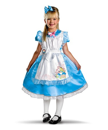 Take a look at this Alice in Wonderland Deluxe Dress-Up Set - Toddler & Girls by Disguise on #zulily today!