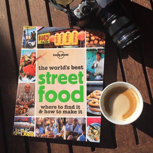 My dream job? Travelling around the world, testing and photographing street food while constantly drinking coffee. Is that too much to ask?!? #lonelyplanet #coffee #photography #sundaymornings #longweekend #explore #travel