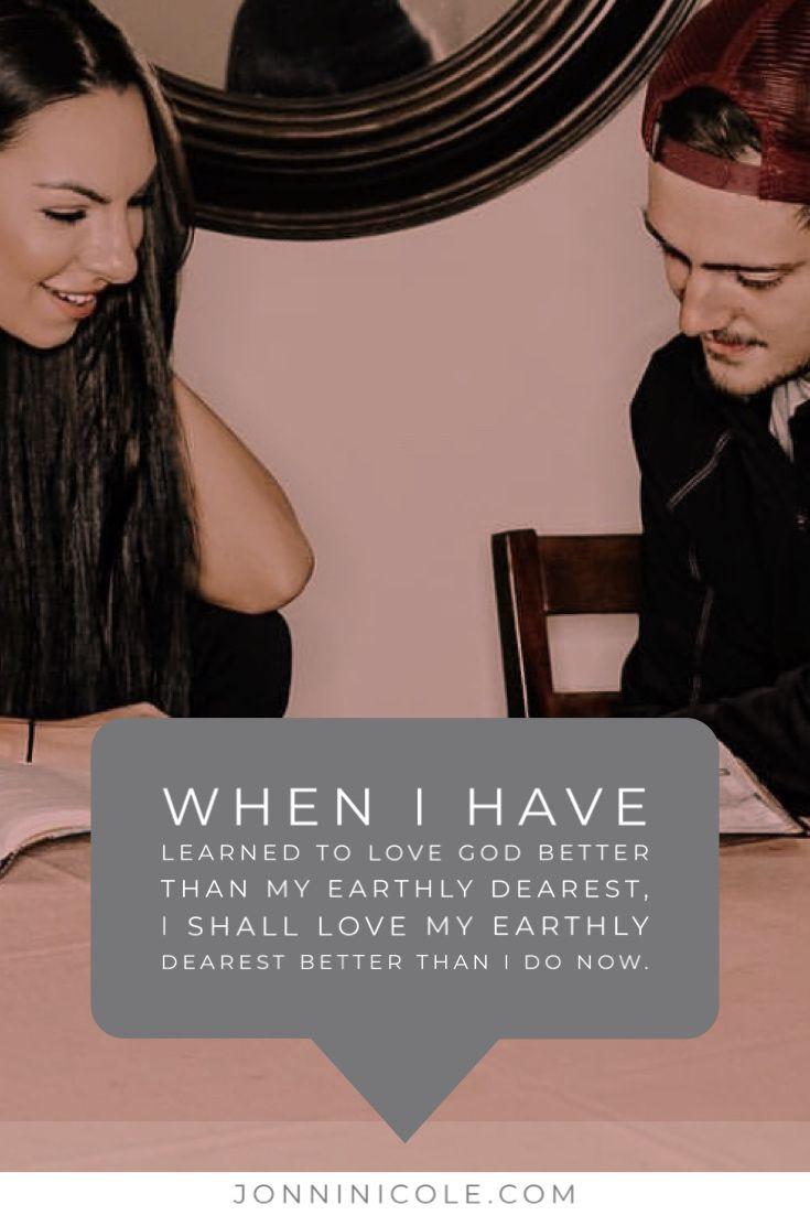 My Earthly Dearest