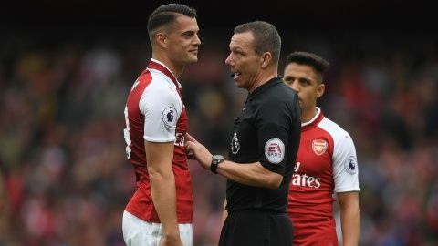 Xhaka reveals how Wenger helped with Arsenal card counting