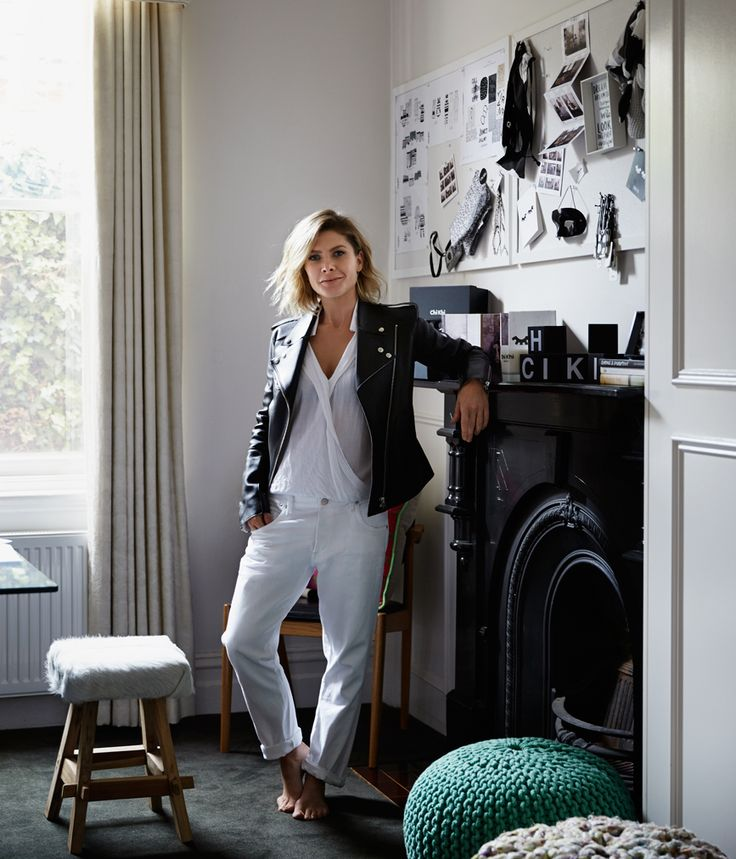 Natalie Bassingthwaighte's Melbourne Home. Photographed by Sharyn Cairns for InStyle. For the full story visit instylemag.com.au