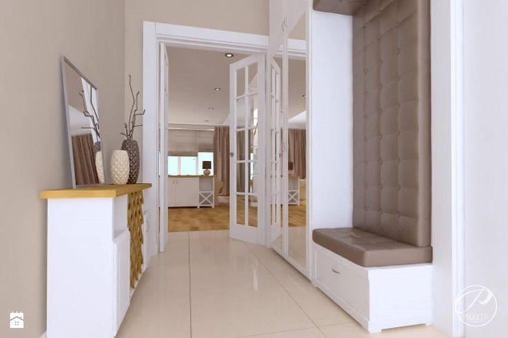Hol - zdjęcie od Progetti Architektura - Hol / Przedpokój - Styl Klasyczny - Progetti Architektura