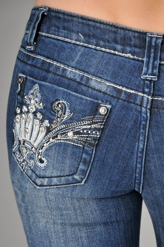 ladies western jeans with bling | Wrangler Jeans, Womens Jeans, Jeans Online, Denim, Blue Jeans, Western ...