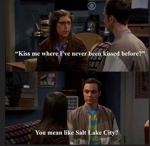 Sheldon Funny Quotes: Sheldon And Amy Quotes. QuotesGram