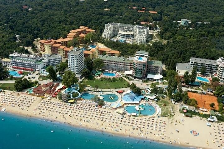 Golden Beach Hotel, Golden sands, BG
