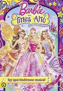 Barbie és a titkos ajtó - Online.Film.hu