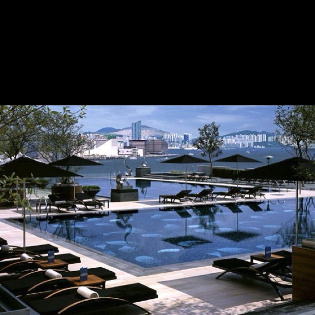 Four Seasons Hong Kong... Amazing view, service and quality