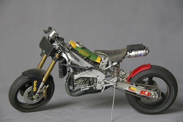 HONDA NSR 250 - ITALY  > ist* DL + SIGMA 18-125 DC