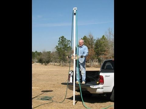 more at http://www.drillyourownwell.com    This website describes in detail how you can drill your own water well.