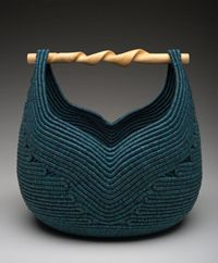Lauren Briston. Would love to put my yarns in this basket!                                                                                                                                                     More