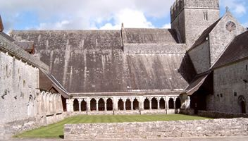 Holycross Abbey Tour, 25th-31st Aug.  Enjoy this restored 12th century Cistercian Abbey, with sedilia,walking bier, whispering arch, bells, night stairs, legends, plus relics of the true cross as the focus of pilgrimage. Co. tipperary. More info here http://www.heritageweek.ie/whats-on/event-details?EventID=1230