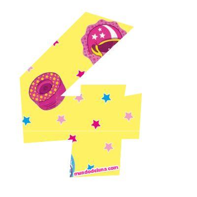 Anteriormente hemos compartido en el sitio, el fabuloso abecedario de Soy Luna, completo con todas sus letras, listo para descargar y crear las mejores decoraciones con el. En esta oportunidad te d…