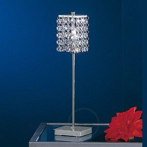 bed lights  http://www.lampenwelt.de/Elegante-Kristall-Tischleuchte-Pyton.html?partner=produktserie