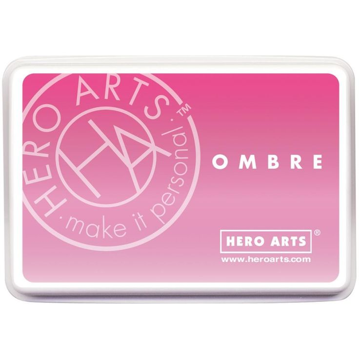 Hero Arts - Ombre Inks - Pink to Red