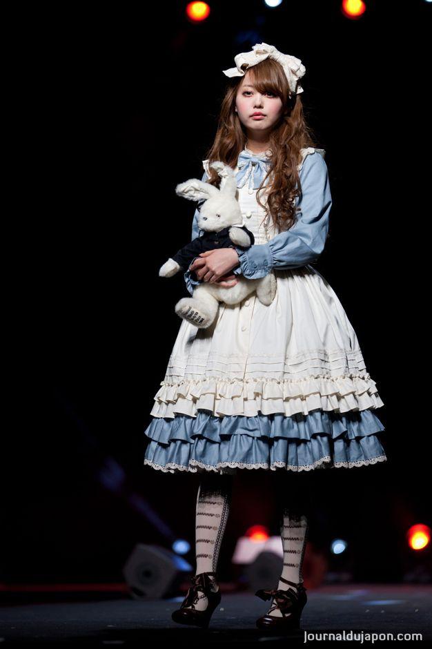 Japan Expo 2012 : Défilé HARAJUKU Kawaii!!!! in Paris w/ Kyary Pamyu Pamyu - Journal du Japon
