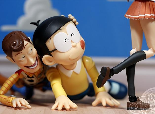 O outro lado do Xerife Woody