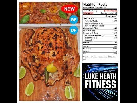 Mexican Whole Roast Chicken – Luke Heath Fitness