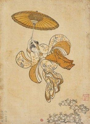« La couleur dans l'estampe japonaise » au Musée Guimet   estampes  japonaises   Scoop.it