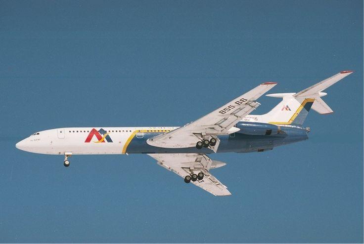 Armenian Airlines- Tupolev 154-B2
